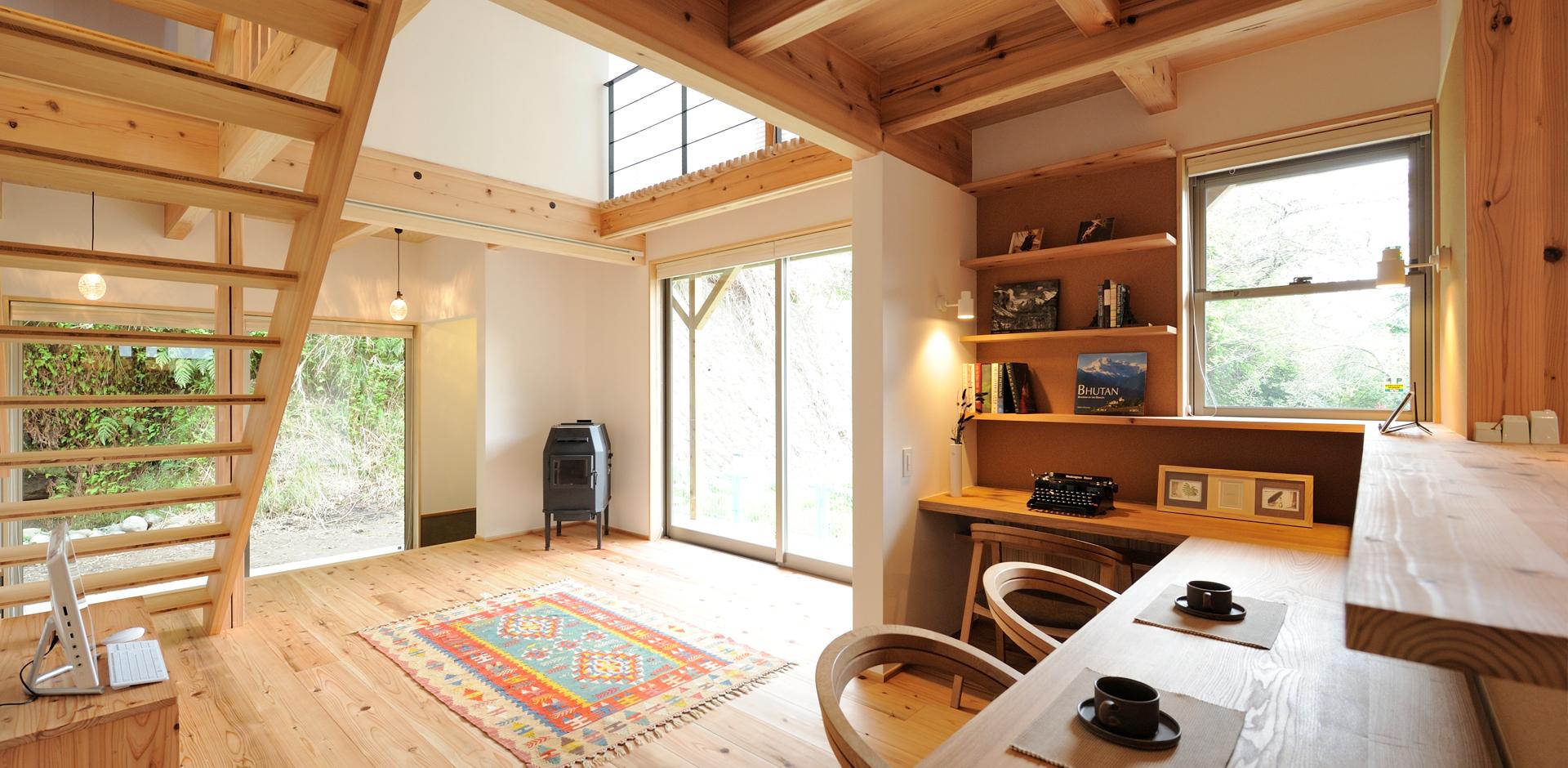 杉の香の家