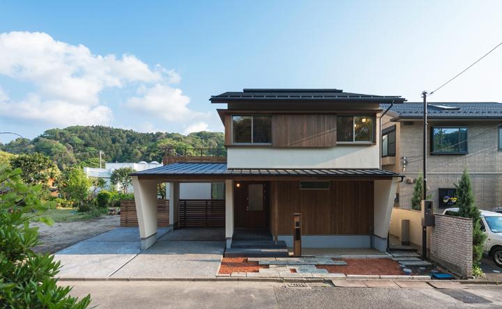 悠々葉山の家