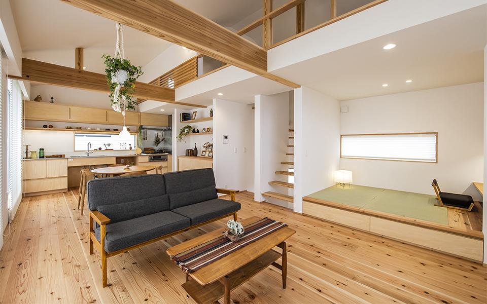 木陽の家 横須賀市 H邸